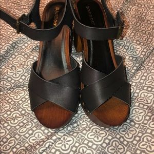 BAMBOO Shoes - Bamboo Heels Size 9